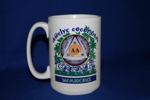 Ceramic Group Mug