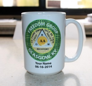 Group AA Mug