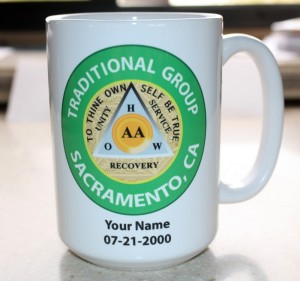 AA Group Mug