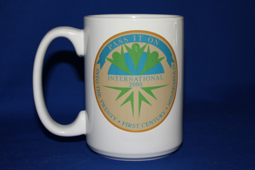 Ceramic Convention Mug